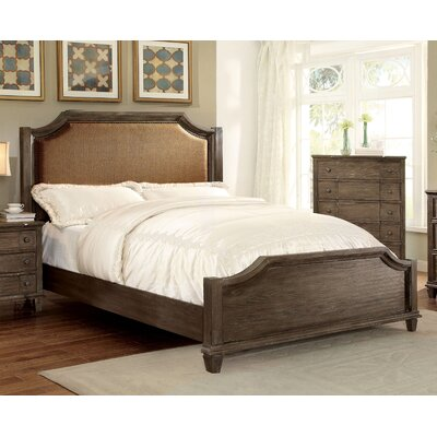 Zebadiah Panel Configurable Bedroom Set
