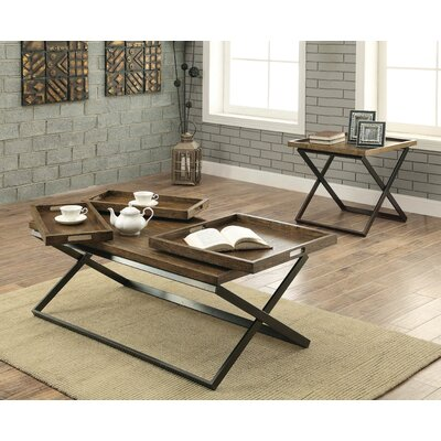 Evansville Coffee Table Set