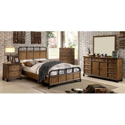 Zebadiah Panel Customizable Bedroom Set