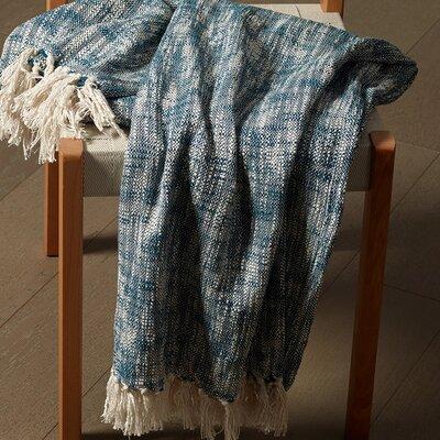 Auvillar Scandinavian Cotton Throw