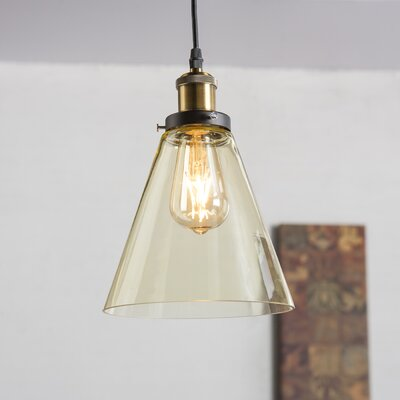 Daren 1-Light Mini Pendant