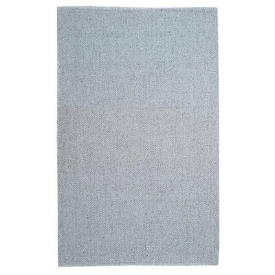 Castlewood Hand-Woven Gray Area Rug Rug Size: 8 x 10