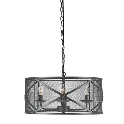 Lexington 4-Light Drum Pendant