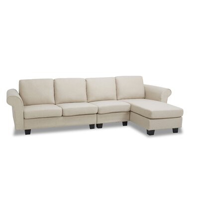 Riverdale Modular Sectional Upholstery: Beige