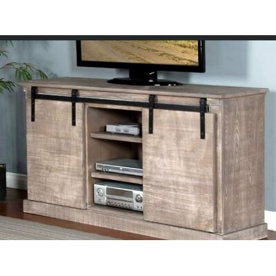 Castres 65 TV Stand Color: Mountain Smoke