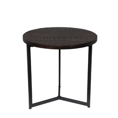 Liesse Round End Table