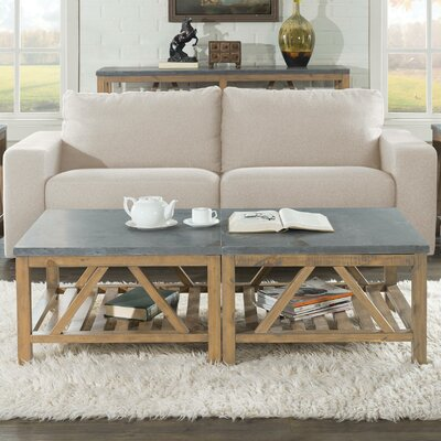 O'Neil Rectangle Coffee Table