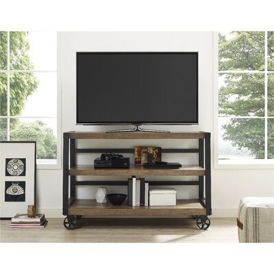Brackenridge 54.3 TV Stand Color: Rustic Gray