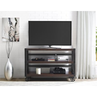 Brackenridge 54.3 TV Stand Color: Mahogany