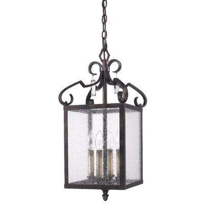 Amel 4-Light Pendant