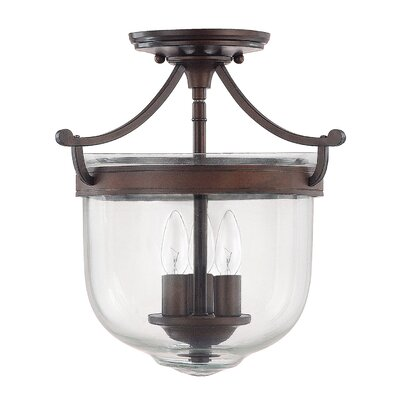 Bonneau 3-Light Foyer Pendant