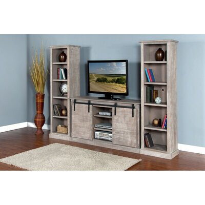 Castres TV Stand Finish: Mountain Smoke