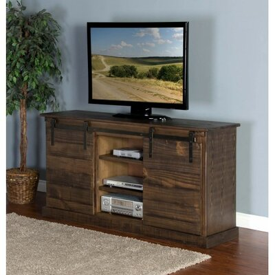 Castres 65 TV Stand Color: Tobacco Leaf