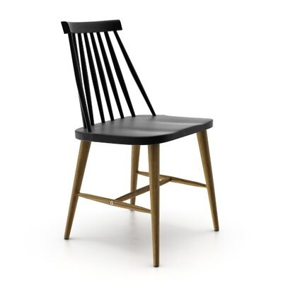 Damascus Side Chair Finish: Black