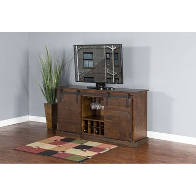 Joseluis 65 TV Stand Color: Dark Chocolate