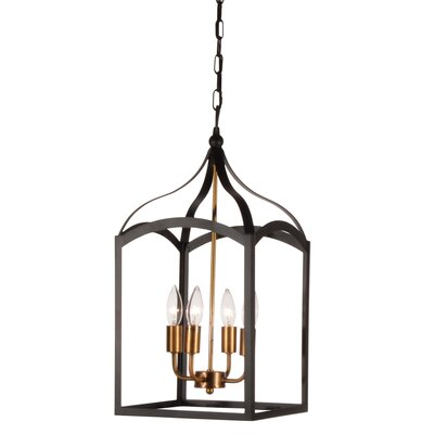 Cerre 4-Light Foyer Pendant
