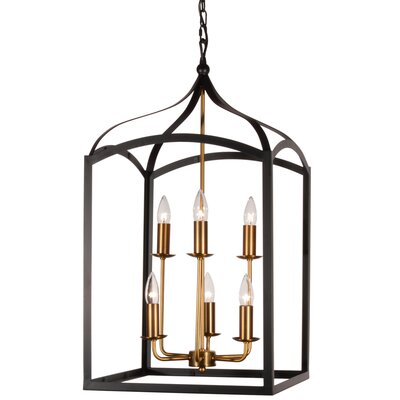 Cerre 6-Light Foyer Pendant