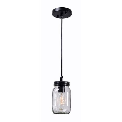 Graham 1-Light Mini Pendant