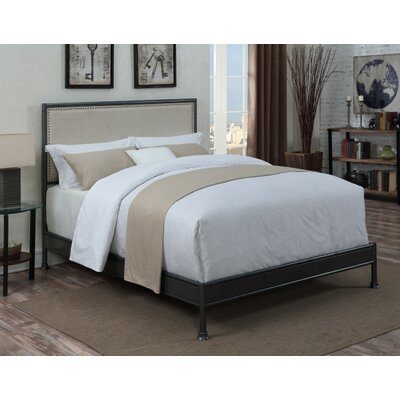 Braswell Queen Upholstered Panel Bed
