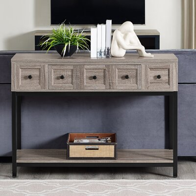 Omar Console Table