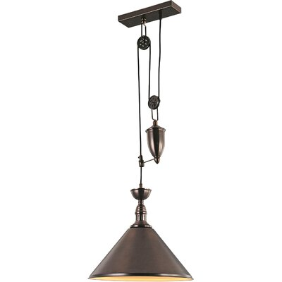 Industrial 1 Light Pendant LRFY4610 34179615