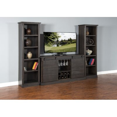 Joseluis 65 TV Stand Color: Charred Oak