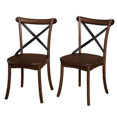 Chapeau Solid Wood Dining Chair