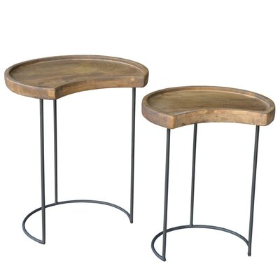 Maxine 2 Piece Nesting Tables