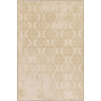 Huntingdon Beige Area Rug Rug Size: Rectangle 110 x 3