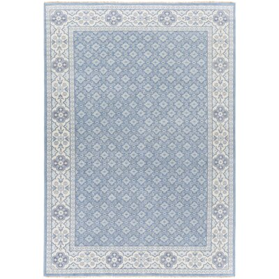 Karlee Slate/Light Gray Area Rug Rug Size: Rectangle 56 x 86