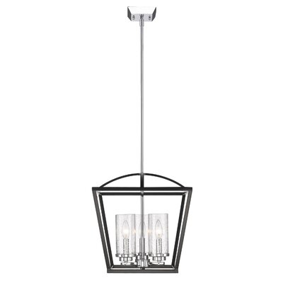 Luna 3-Light Foyer Pendant