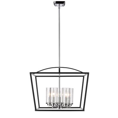 Luna 5-Light Foyer Pendant
