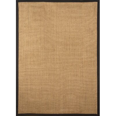 Cheyanne Border Tan Area Rug Rug Size: Rectangle 17 x 27