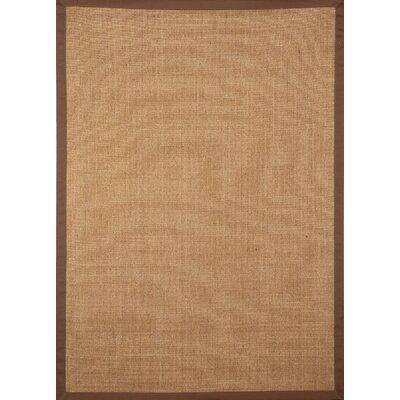 Cheyanne Brown Border Area Rug Rug Size: Rectangle 3 x 47