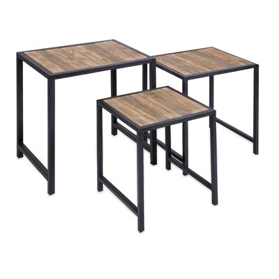 Elliott 3 Piece Nesting Tables Set