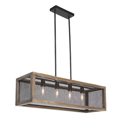 Tobiah 4-Light Kitchen Island Pendant