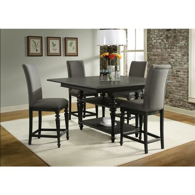 Eau Claire 5 Piece Dining Set