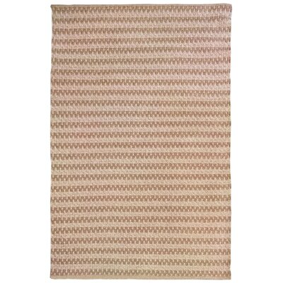 Havana Hand-Woven Natural Indoor/Outdoor Area Rug Rug Size: 76 x 96