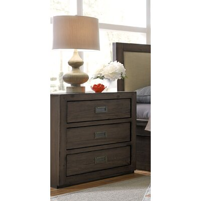 Aparna 3 Drawer Nightstand