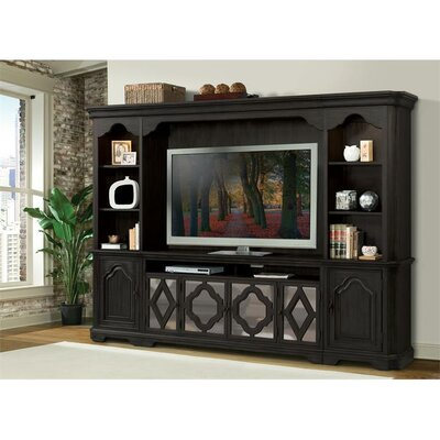Virgouda 65.5 TV Stand Color: Ebonized Acacia