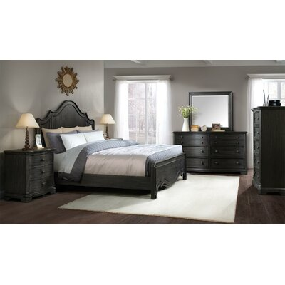 Paredes Panel Configurable Bedroom Set
