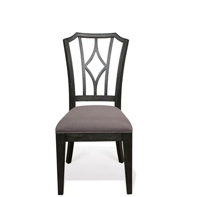 Eau Claire Upholstered Diamond Back Side Chair (Set of 2)