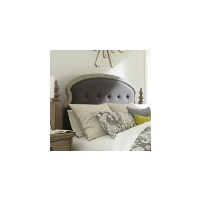 Paredes Upholstered Panel Headboard Size: King / California King