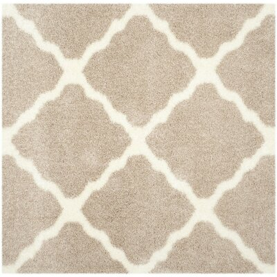 Macungie Beige Area Rug Rug Size: Square 67