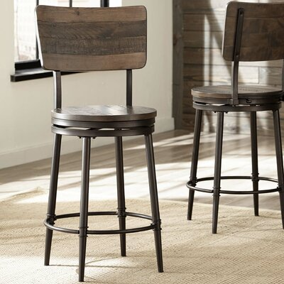 Cathie 26 Swivel Bar Stool