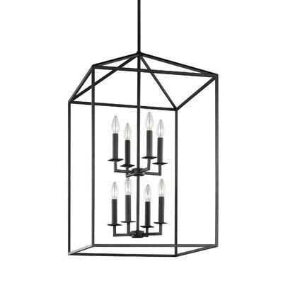 Odie 8-Light Foyer Pendant