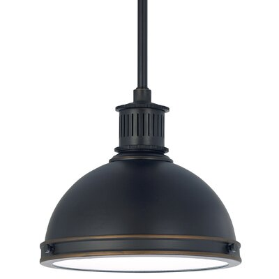 Orchard Hill 1-Light Inverted Pendant Finish: Autumn Bronze