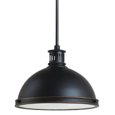 Orchard Hill 2-Light Inverted Pendant Finish: Autumn Bronze