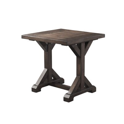 Guerande Trestle End Table