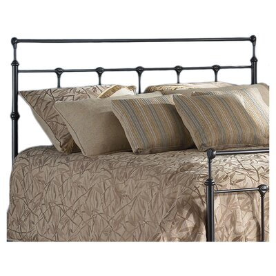 Bastia Metal Headboard Size: King
